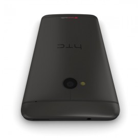 Coque arrière HTC One Noir