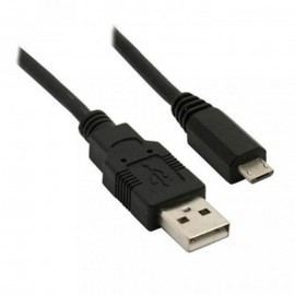 Câble micro usb noir
