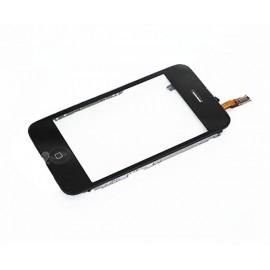 Châssis + Vitre tactile + HP iphone 3GS noir