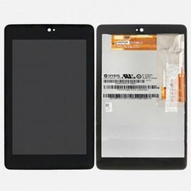 LCD + Vitre tactile Asus Nexus 7 ME370T Noir