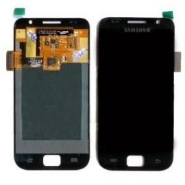 Vitre tactile et écran LCD Samsung Galaxy S SL i9003 noir