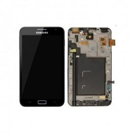 Vitre tactile et écran LCD Samsung Galaxy Note N7000 noir GH97-13082A (officiel)