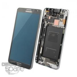Vitre tactile et écran LCD Samsung Galaxy Note 3 N9005 Gris (officiel) GH97-15209A