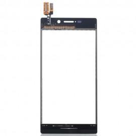 Vitre tactile Sony Xperia M2 noire