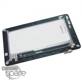 Vitre tactile + LCD + châssis Asus T200TA