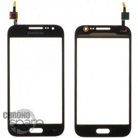 Vitre tactile noire Samsung Galaxy Core Prime