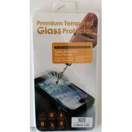 Vitre de protection en verre trempé Samsung Galaxy Note 1 avec Boîte