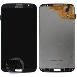 Vitre tactile et écran LCD Samsung Mega i9205 gris (Compatible AAA)