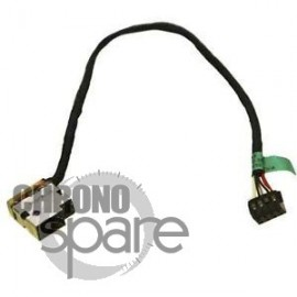 Jack alimentation avec câble HP 15-e052sf