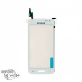 Vitre tactile Galaxy Core 4G Blanche (G386F)
