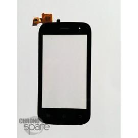 Vitre tactile Wiko Cink Slim 2 Noire AAA (compatible)