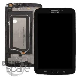 Vitre Tactile + Ecran LCD Tab 3 8' (T310) GH97-14790D Bleu (officiel)