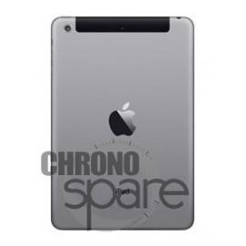 Châssis arrière iPad mini Wifi + 3G Gris foncé