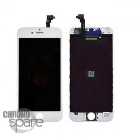 Ecran LCD + vitre tactile iPhone 6+ blanc fournisseur V