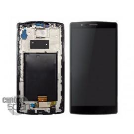 Ecran LCD + Vitre Tactile + Chassis LG G4 H815 Noir