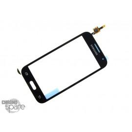 Vitre tactile noire Samsung Galaxy Core Prime 4G G361F (officiel) GH96-08740B