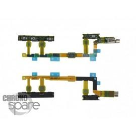 Nappe bouton volume + vibreur Sony Xperia Z3 Compact