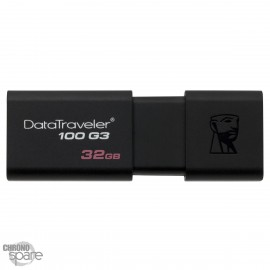 Cle USB Kingston 32Go USB 3.0 DataTraveler