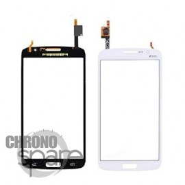 Vitre tactile blanche Samsung Galaxy Grand 2 G7105 (officiel) GH96-066917A