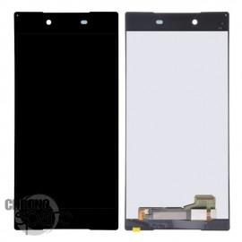 Ecran LCD et Vitre Tactile Noire (sans chassis) Sony Xperia Z5 Premium E6853 Compatible