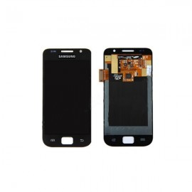 Vitre tactile et écran LCD Galaxy S2 i9100 noir