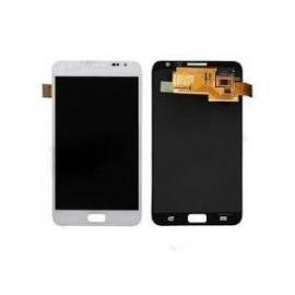 Vitre tactile et écran LCD Samsung Galaxy Note N7000 blanc GH97-12948B (officiel)