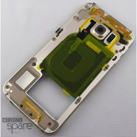 Chassis intermédiare S6 Edge G925F Or (officiel) GH96-08376C