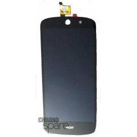 Ecran LCD + Vitre tactile Noire Acer Liquid Z530