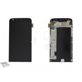 Bloc écran LCD et Vitre Tactile noire LG G5 H850 (Officiel) - ACQ88809161