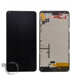 Bloc Vitre + LCD Nokia 640 Noir