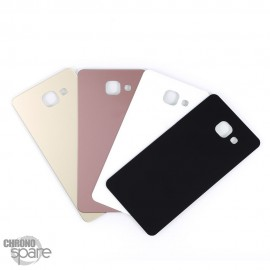 Vitre arrière Or Samsung Galaxy A5 2016 A510F