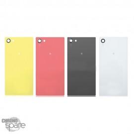 Vitre arrière Noire Sony Xperia Z5 Compact mate