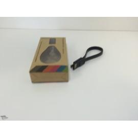 Câble Micro USB Compact aimanté Noir