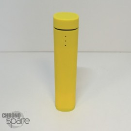 Powerbank 3 en 1 Jaune