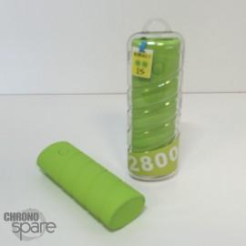 Powerbank 2800mAh vert