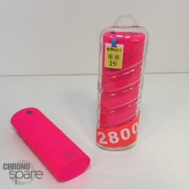 Powerbank 2800mAh Rose