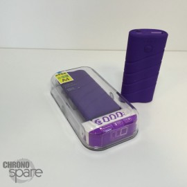 Powerbank 5000mAh Violet