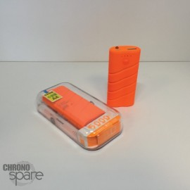 Powerbank 5000mAh Orange
