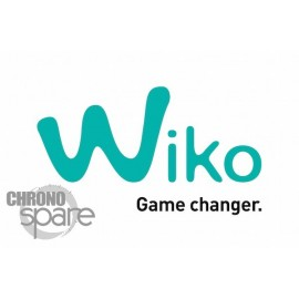 Vitre Tactile Blanche Wiko Cink Slim 2