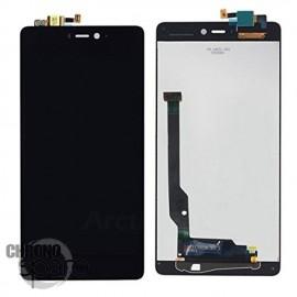 Ecran LCD + Vitre Tactile noire Xiaomi Mi4c