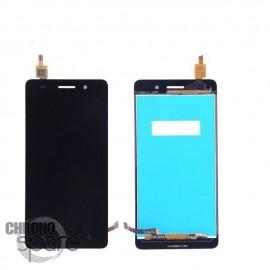 Ecran LCD & Vitre Tactile noire Honor 4C