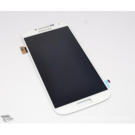 Vitre tactile et écran LCD Samsung Galaxy S5 blanc G900F / G901F (compatible)