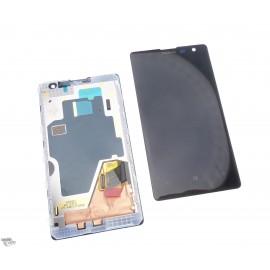 Vitre tactile et Ecran LCD Nokia Lumia 1020 (compatible)