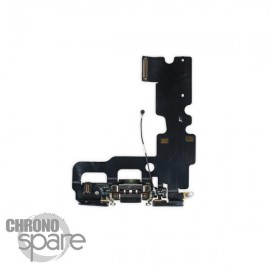 Nappe connecteur de charge lightning iPhone 7 Noir