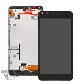 Ecran LCD et Vitre Tactile Nokia Lumia 640 RM-1077 (officiel) 00813P8