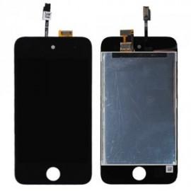 Ecran LCD noir iPod touch 4
