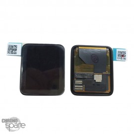 Ecran LCD + vitre tactile 38mm Apple Watch Série 1 Sport (adhésif fourni)