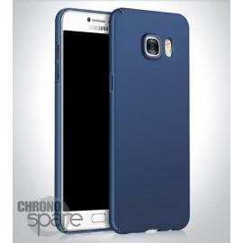 Coque ultra fine effet métallisé Bleu Samsung S7 G930