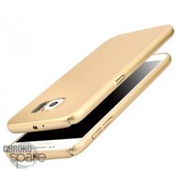 Coque ultra fine effet métallisé Or Samsung S6 G920
