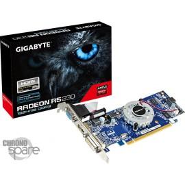 Carte Graphique Gigabyte Radeon R5 230 1Go DDR3 1024MB
